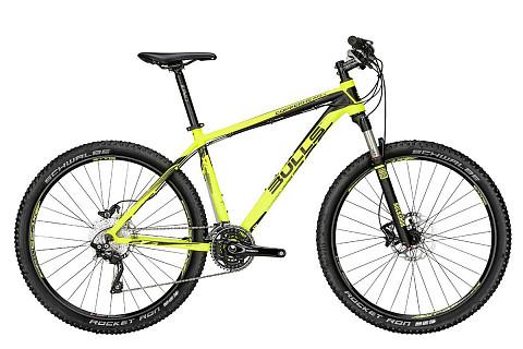 Велосипед Bulls Copperhead 3 27.5 adv. 2015
