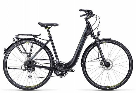 Велосипед Cube Touring Pro ST 2015