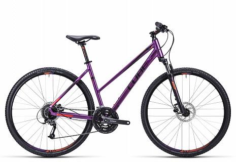 Велосипед Cube Curve Pro Lady 2015
