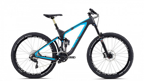 "Велосипед Marin Attack Trail C-XT 27.5"" 2014"