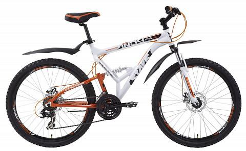 Велосипед Stark Indy FS Disc 2014