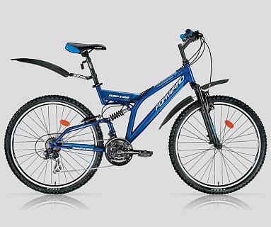 Велосипед Forward Raptor 1.0 2014