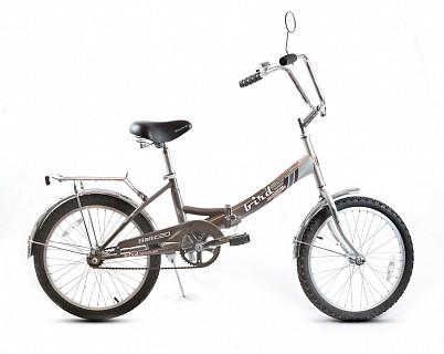 """Велосипед Bird Baltic 201 (1 ск) 20"""" 2014"""