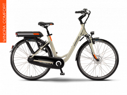 Электровелосипед WINORA C1
