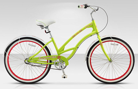 Велосипед Stels Navigator 150 3-ск Lady 2014