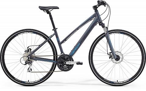Велосипед Merida Crossway 20-MD Lady 2015