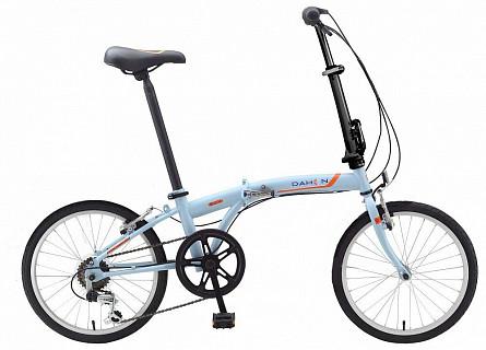 Велосипед DAHON SUV D6 2015