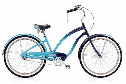 Велосипед Electra Night Owl 3i Ladies' 2016