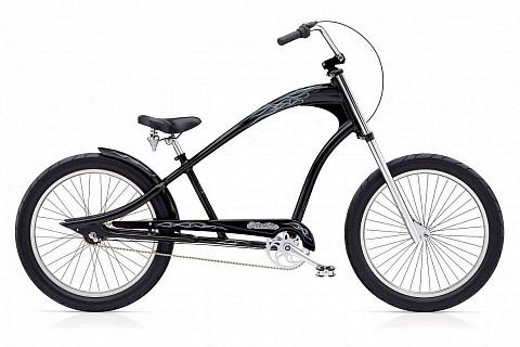 Велосипед Electra Cruiser Ghostrider 3i Men's 2016