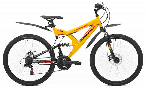 Велосипед Maverick S15 Disk 2016