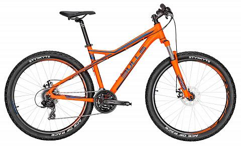 Велосипед Bulls Sharptail 1 Disc 27.5 2016