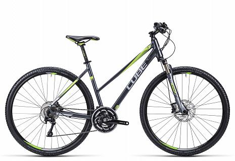 Велосипед Cube Cross Pro Lady 2015