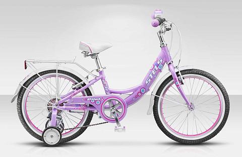 "Велосипед Stels Pilot 230 Girl 20"" 2016"