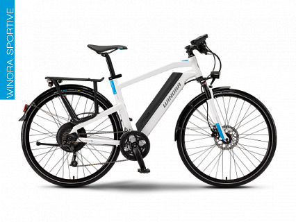 Электровелосипед WINORA S2