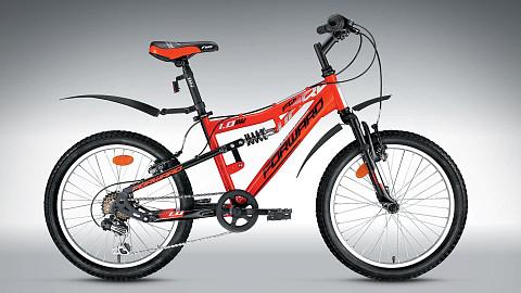 Велосипед Forward Buran 1.0 2015