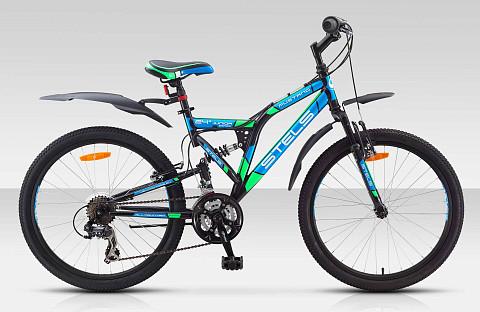 """Велосипед Stels Mustang V 24"""" 2016"""