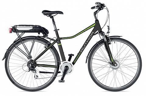 Электровелосипед Author Element 2015