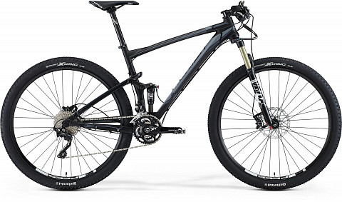 Велосипед Merida Ninety-Nine 9.XT 2015