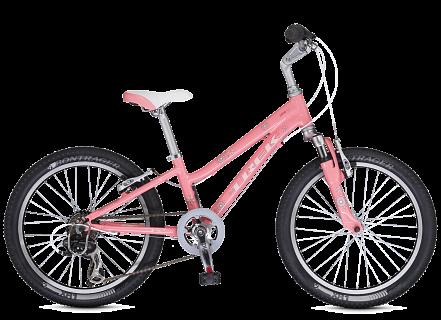 Велосипед Trek MT 60 Girls (регулируемый вынос) 2015