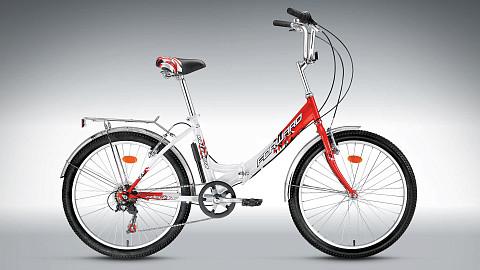 Велосипед Forward Valencia 2.0 2015