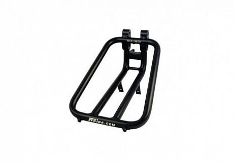 Багажник STRIDA алюминиевый черный ST-RK-001