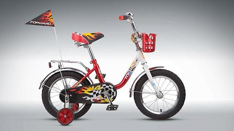 Велосипед Forward Racing 14 Boy 2015