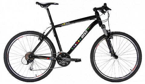 Велосипед Аист 8 BIT (26-640) 2014