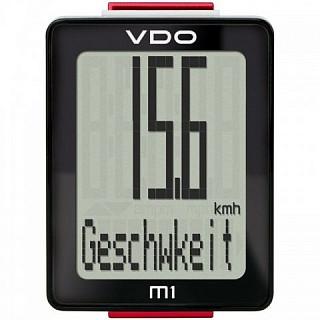 Велокомпьютер VDO M1