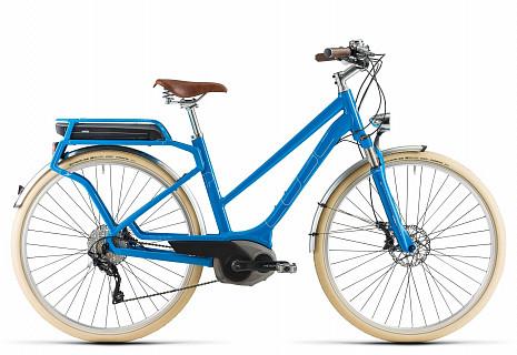 Электровелосипед Cube TOURING GTC PRO HYBRID LADY COMFORT 2014