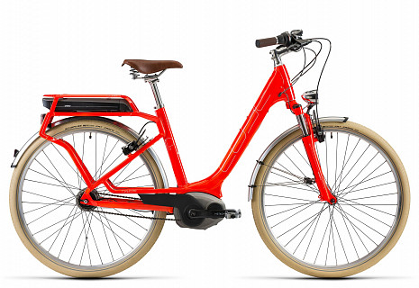 Электровелосипед Cube TRAVEL ULS PRO HYBRID ST 2014