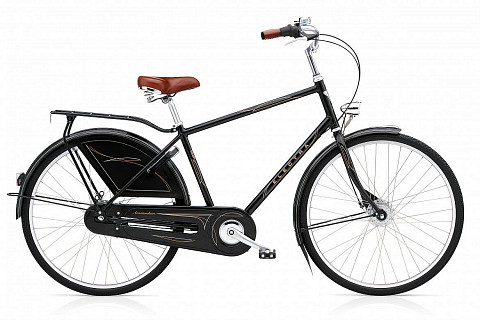 Велосипед Electra Amsterdam Royal 8i Mans' Black 2016