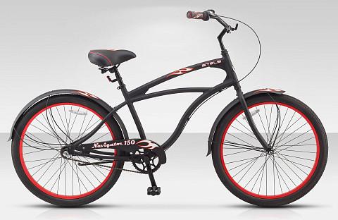 Велосипед Stels Navigator 150 3-sp 2015