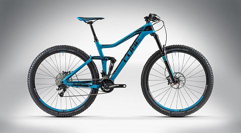 Велосипед Cube STEREO 140 HPC RACE 2014