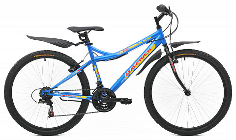 Велосипед Maverick X15 2016