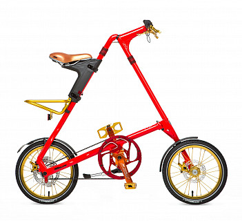 Велосипед Strida 5.2 Glitter (2014)