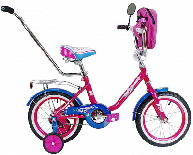 "Велосипед Black Aqua Princess 16"" 2015"