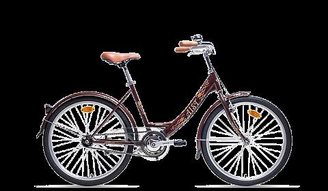 Велосипед Аист Jazz 24 2016