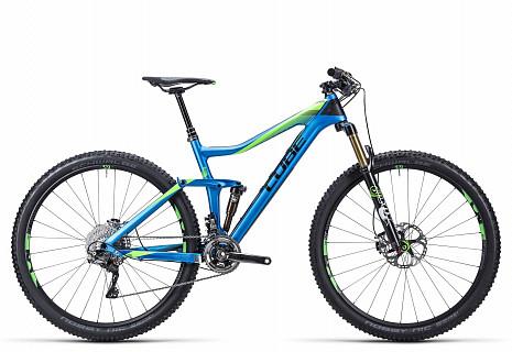 "Велосипед Cube Stereo 120 Super HPC SL 29"" 2015"