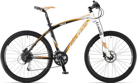 Велосипед Rock Machine Thunder 70 HD 2012