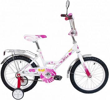 Велосипед BLACK AQUA Фея 16'' 2015