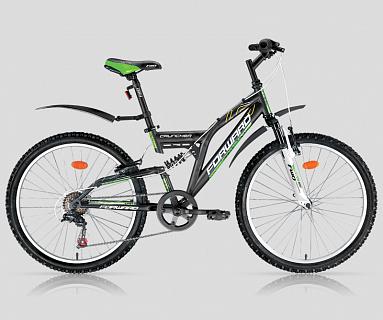 "Велосипед Forward Cruncher 1.0 24"" 2014"