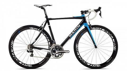 Велосипед Marin Stelvio Pro Dura-Ace DI2 2014