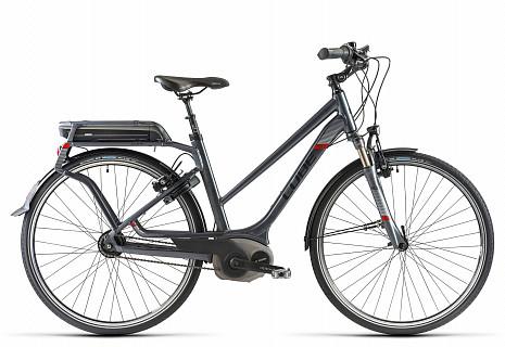 Электровелосипед Cube TRAVEL ULS PRO HYBRID LADY 2014