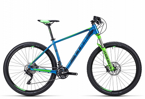 "Велосипед Cube LTD Race 27.5"" 2015"