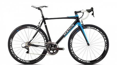 Велосипед Marin Stelvio Pro Red 22 2014