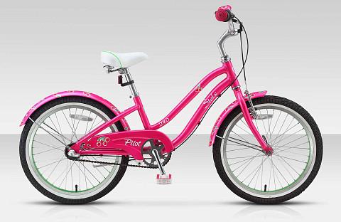 "Велосипед Stels Pilot 240 Girl 20"" 3sp 2016"