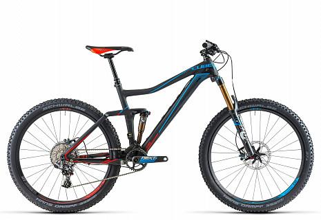 """Велосипед Cube STEREO 160 Super HPC 27.5"""" SLT 2014"""
