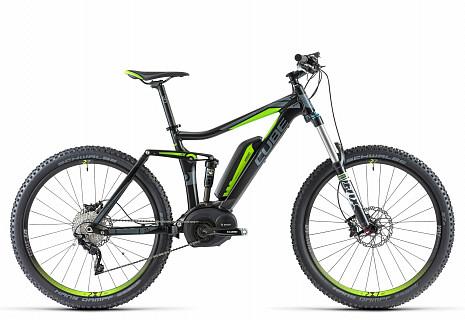 "Велосипед Cube STEREO 140 HYBRID 27.5"" PRO 2014"