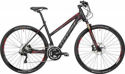 Велосипед Stevens 8x SX Disc Lady 2014