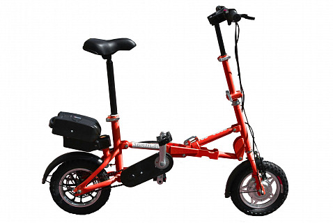 Электровелосипед SoloDrive